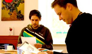 Bilder Sprachschule Frankfurt