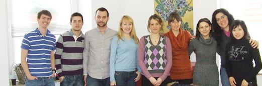 Deutsch lernen in Frankfurt - Unsere Kurse