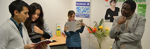 Firmen Sprachkurse in Frankfurt am Mai