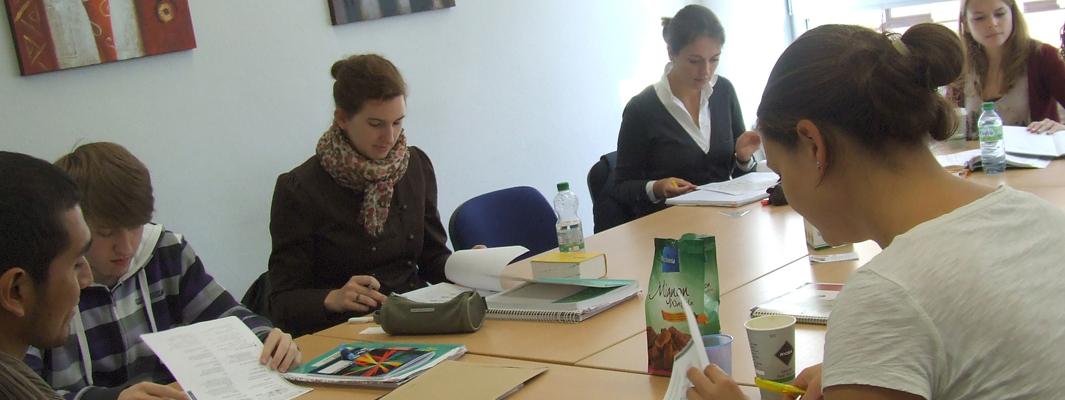 Griechisch lernen in Frankfurt