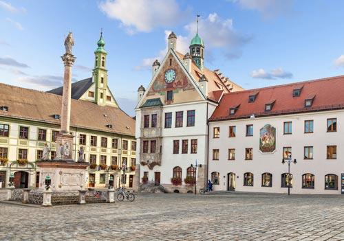 Aprende alemán en Freising