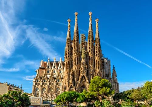 バルセロナでドイツ語を学ぶ
