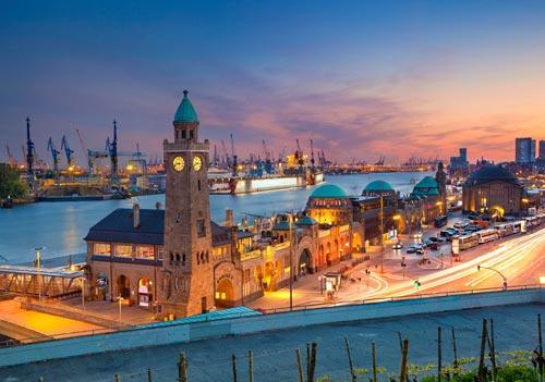 Învață germană în Hamburg