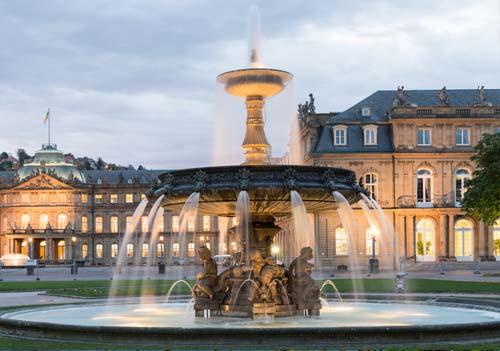 Învață germană în Stuttgart