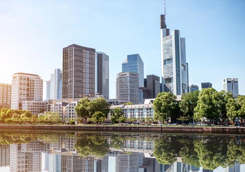 Naučite njemački u Frankfurtu