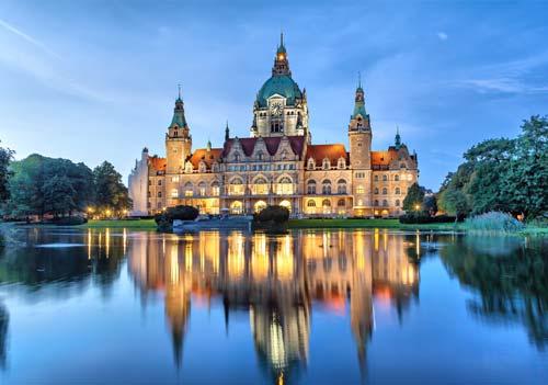 Naučite njemački u Hanoveru