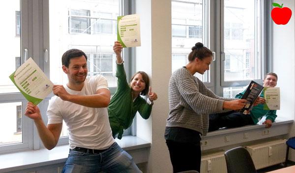 Sprachschule finden - Sprachkurse für Unternehmen