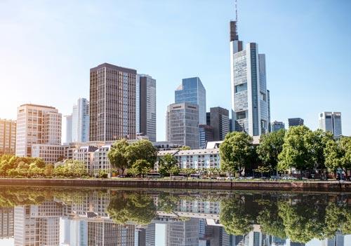 Uchit' nemetskiy vo Frankfurte