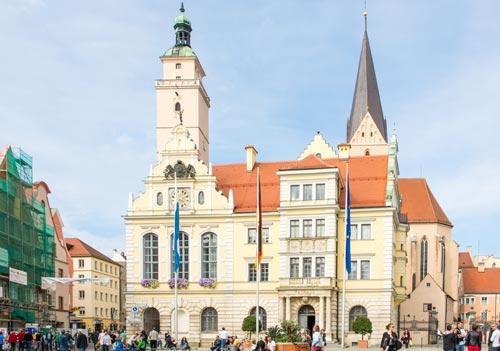 Ucz się niemieckiego w Ingolstadt